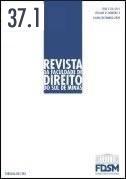 Visualizar v. 37 n. 1 (2021): Revista da Faculdade de Direito do Sul de Minas